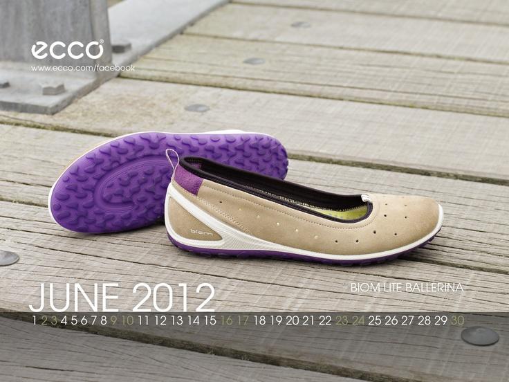 June 2012. Visit http://facebook.com/ecco #ecco @eccoshoes