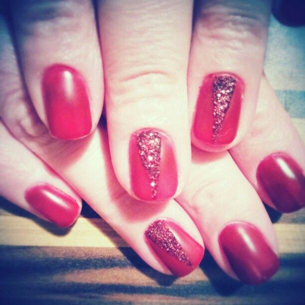 #red #glitter