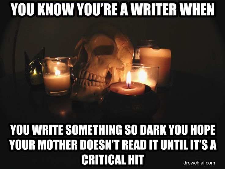 how to know if you re a writer