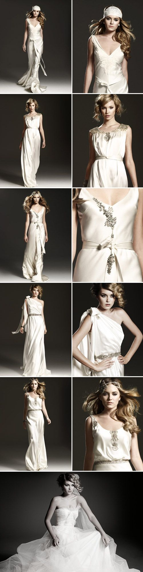 Glamorous Wedding Dresses from Johanna Johnson - Junebug's Wedding Blog