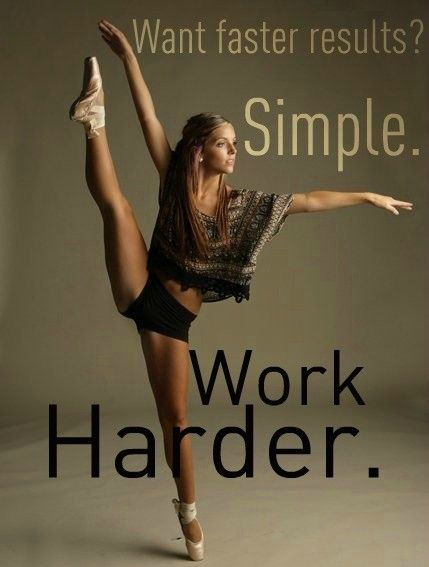 Two words Simple Work....I do not think so.....but I do love Ballet!