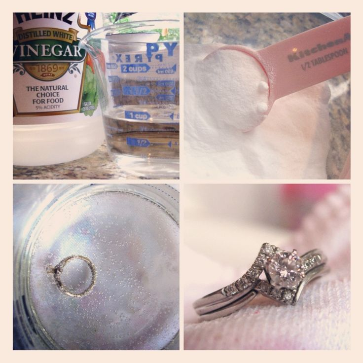 147 best images about washer woman on pinterest for How to clean jewelry with baking soda