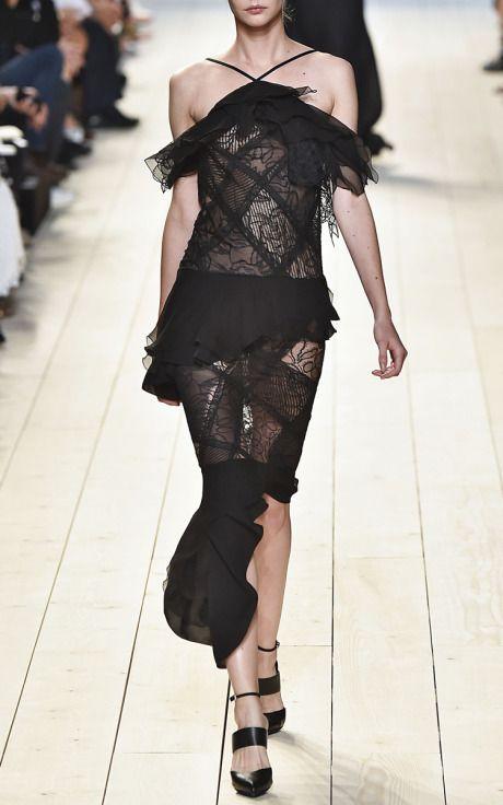Nina Ricci Spring/Summer 2015 Trunkshow Look 55 on Moda Operandi