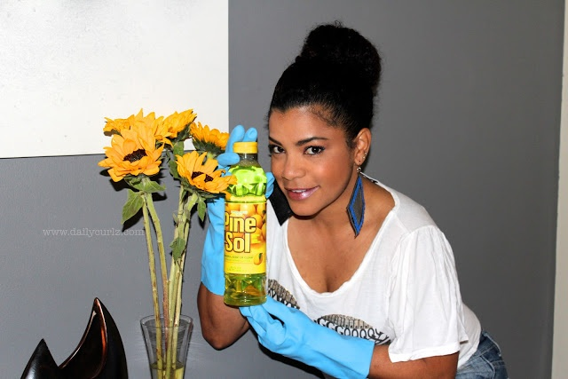 Spring Cleaning with Pine-Sol Sweepstakes/ Frescura Primaveral con pine-sol #CambiateaPineSol