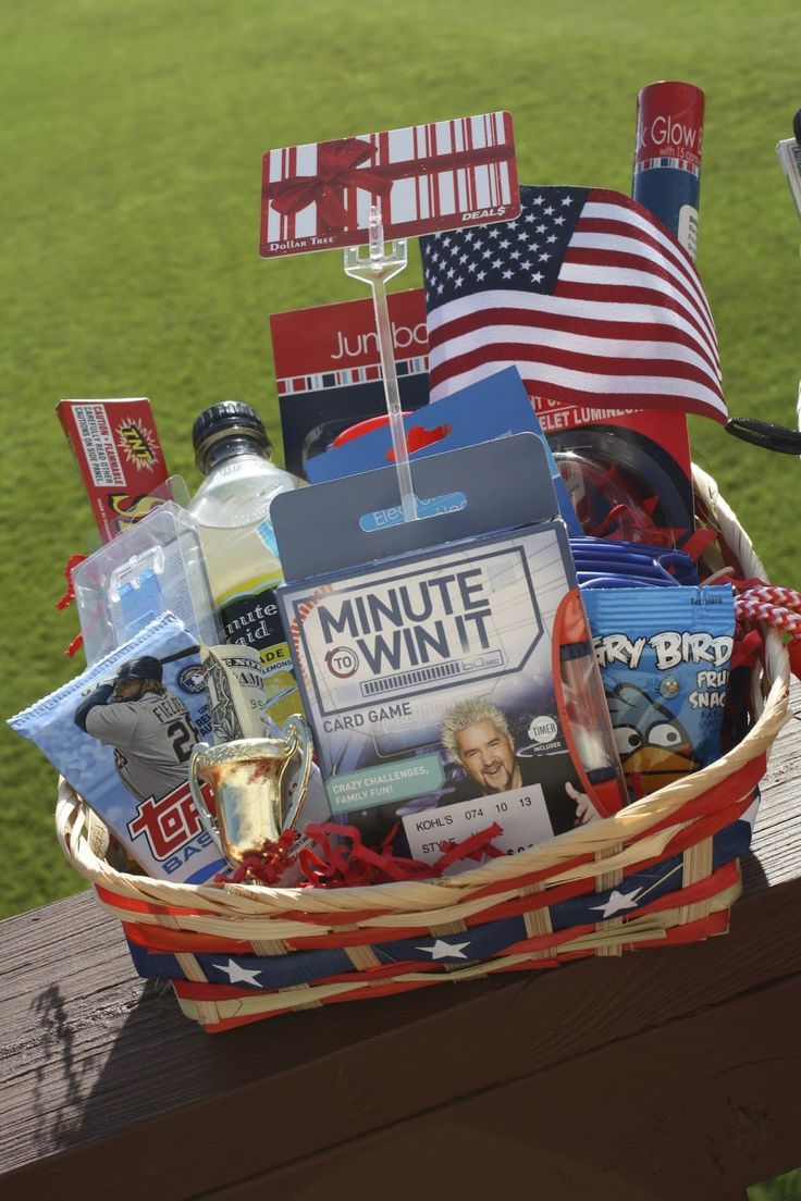 Minute to Win It Party Favor ideas