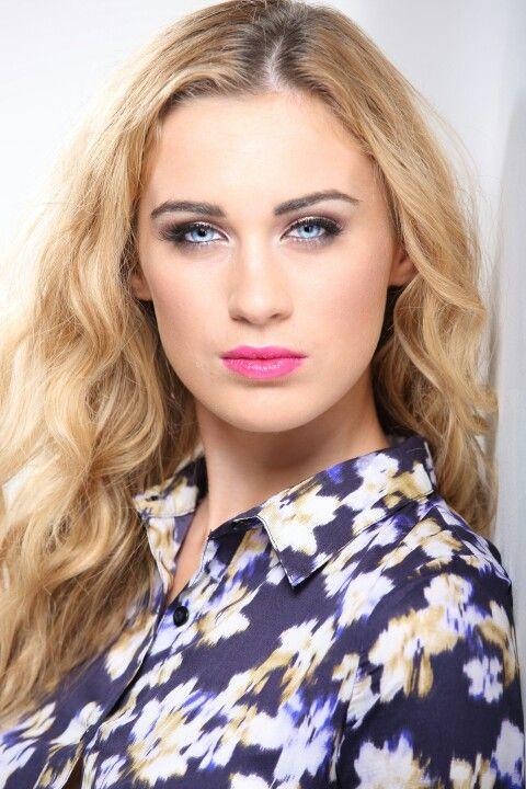 Model - Aimee Boyle Makeup - Louise McKenna