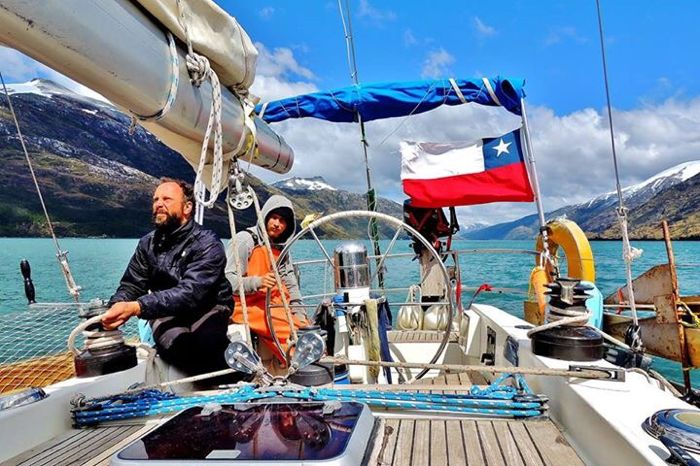 Best yacht charter in Patagonia