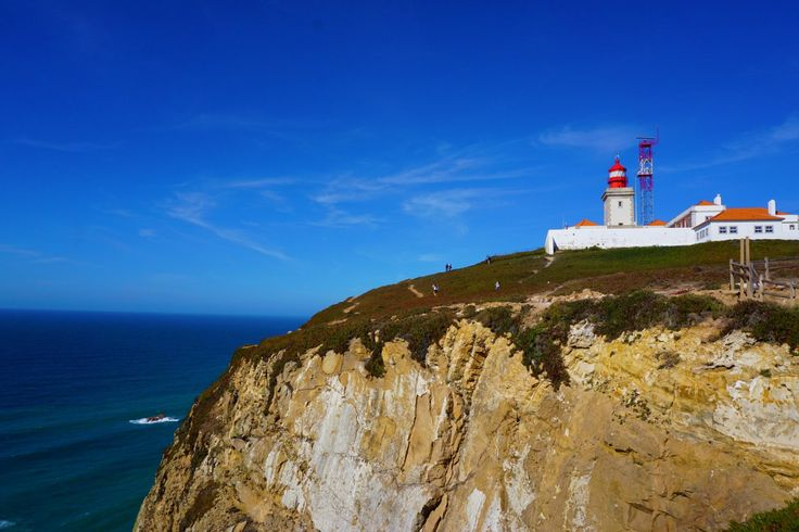 Lighthouse at Cabo da Roca