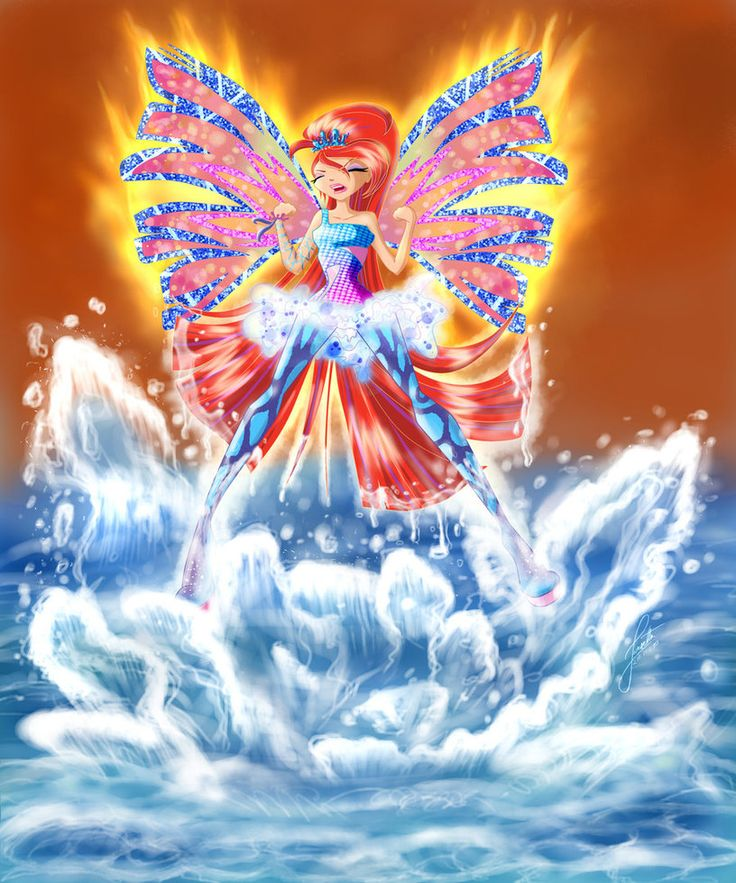 194 best the winx images on pinterest winx club wallpapers and winx club sirenix season 5 bloom sirenix by lovesetta thecheapjerseys Image collections