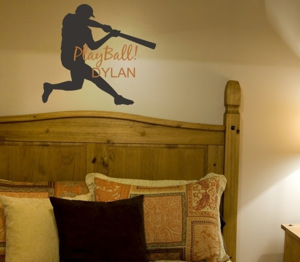 Baseball Wall Decals At Jack And Jill Boutique