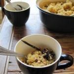 quinoa orange breakfast pilaf