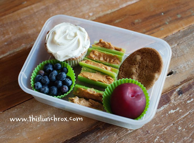 Lunch Box ideas for School.