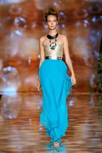 Mercedes Benz Fashion Week, Spring 2012