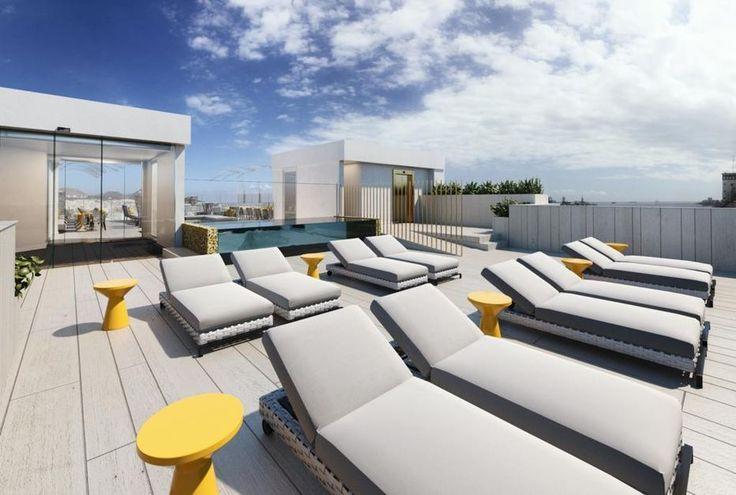 Ahoi Piraten, in diesen Tagen eröffnet das neue 4* Designplus-Hotel der LABRANDA-Kette auf Gran Canaria und bietet euch die Möglichkeit, hier einen Sommerurlaub mit ganz viel Stil zu verbringen. Aber verschafft euch doch am besten selbst einen ersten Eindruck mit den Bildern weiter unten. Ihr genießt hier alle Annehmlichkeiten der Lage mitten in Las Palmas…