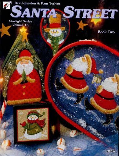 santas street - Nadieshda N - Picasa Web Albums... FREE BOOK!!
