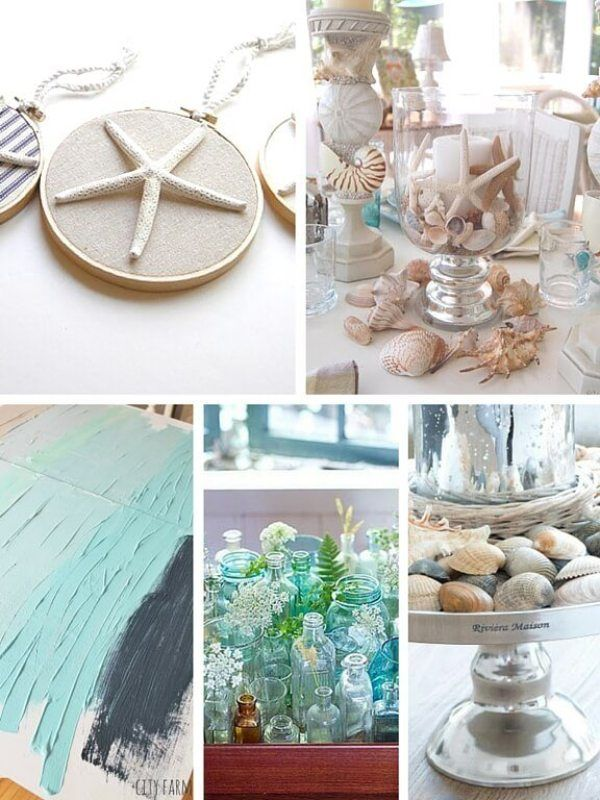 5 Super Simple DIY Ways to Decorate Your Coastal Home