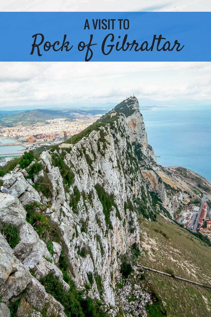 The Rock of Gibraltar is a little piece of the United Kingdom on the edge of Spain. Take the cable car to visit the summit...and the monkeys!