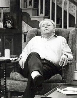 Image result for archie bunker chair