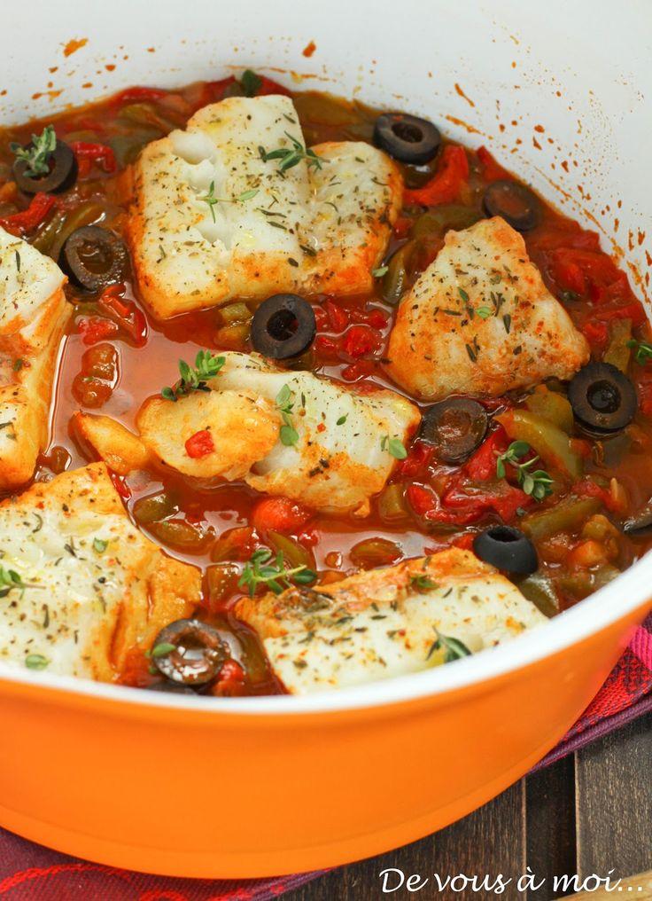 Ceux qui me connaissent bien savent à quel point j'apprécie le poisson, mais je suis aussi très exigeante sur sa cuisson. Celle-ci doit ê...