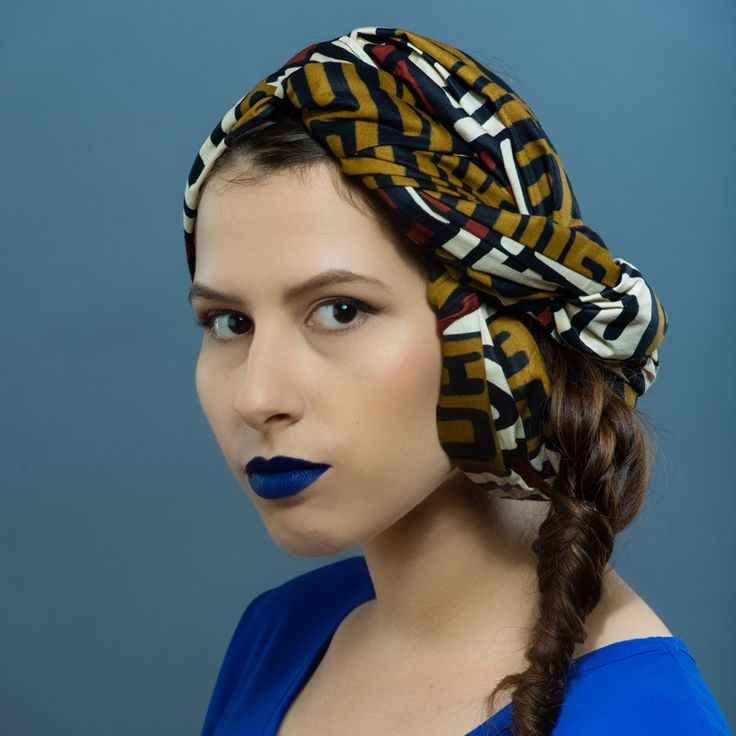 Greek Goddess Head wrap