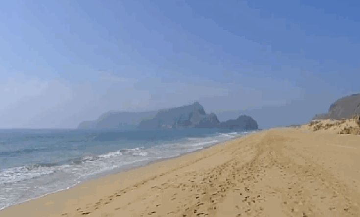 Top Beaches in Europe - Praia da Cova Redonda, Algarve and Porto Santo beach, Madeira islands selected as two of the most beautiful beaches in Europe by European Best Destinations 30.05.2014 | Photo: Porto Santo Beach, Madeira islands - Portugal