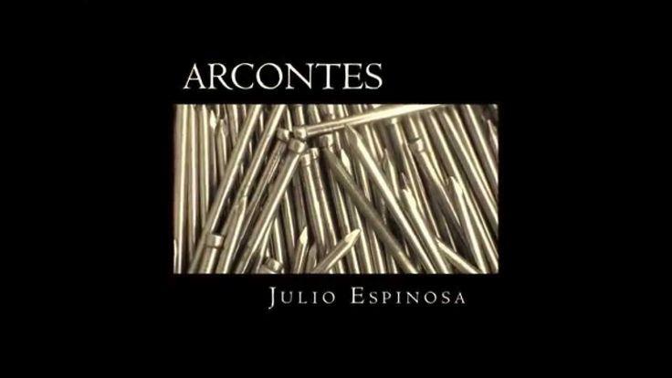 ARCONTES (Book Trailer)