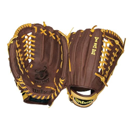 Wilson Pro Yak Game-Ready Baseball Glove #getinthegame