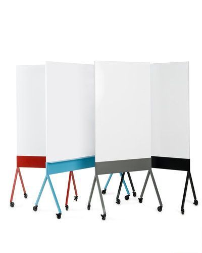 Zone 3 Whiteboard on Wheels  9 | Office Furniture Designed To Spark Inspiring…