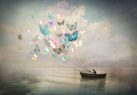 Het leven verandert voortdurend. Werkelijk alles heeft een begin en een einde. En hoe sneller we dit accepteren, hoe gelukkiger we zullen zijn.