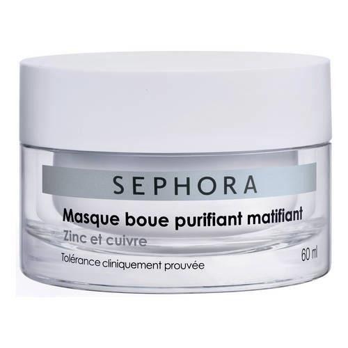 Błotna maseczka oczyszczająco - matująca (Masque Boue Purifiant Matifiant) - cena, opinie, recenzja | KWC