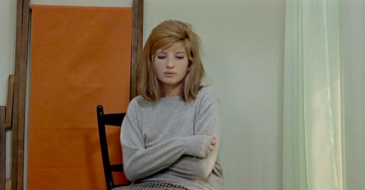 Michelangelo Antonioni's first color film, Il deserto rosso (1964), is a stunning portrayal of a woman trying to survive the modern world in 1960s Italy. Soft, muted colors contrast against the bleak grey industrial landscapes. It was known that Antonini and his crew would even paint a street to achieve the desired grey tone. Piero Poletto, the film's Art Director, used Tintal coloring to paint the sets.