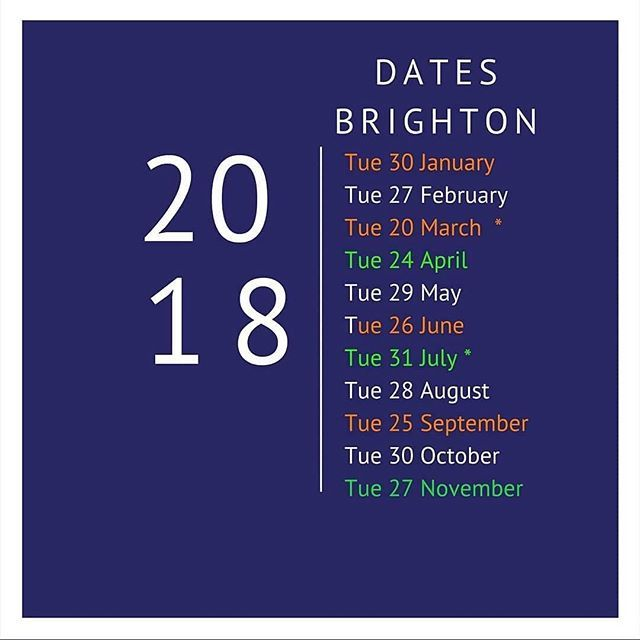"""Are you new to networking for your business? Then these dates are a must for your diary. Registrations for tomorrows event have closed but you can still attend the others! @thinkbespoke is proud to be a sponsor of the @yourtimematters Brighton events. If only I could be in 2 places tomorrow night! #Repost @yourtimematters  Our second Brighton business networking event tomorrow  night.  The bonus insight """"How to bring your target market to life"""" presented by Braith Bamkin followed by…"""