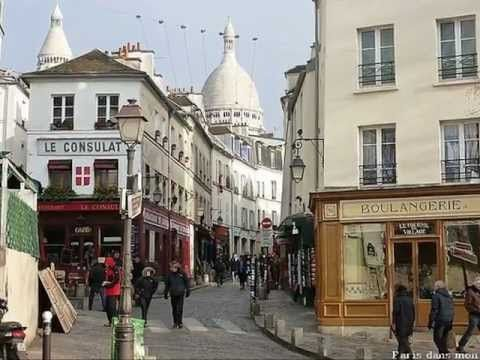 El Conde. fr: La fête des vendages de Montmartre