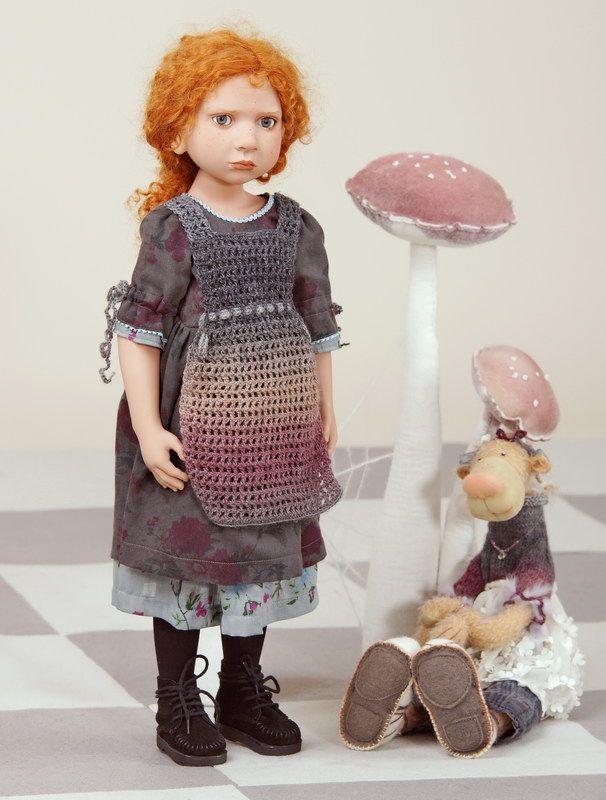 114 best zwergnase dolls with great faces images on. Black Bedroom Furniture Sets. Home Design Ideas