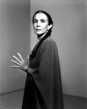 Mary Ellen Mark. Such an interesting person and amazing photographer. Definitely one of the most naturally talented and opinionated people I've ever been blessed enough to meet.