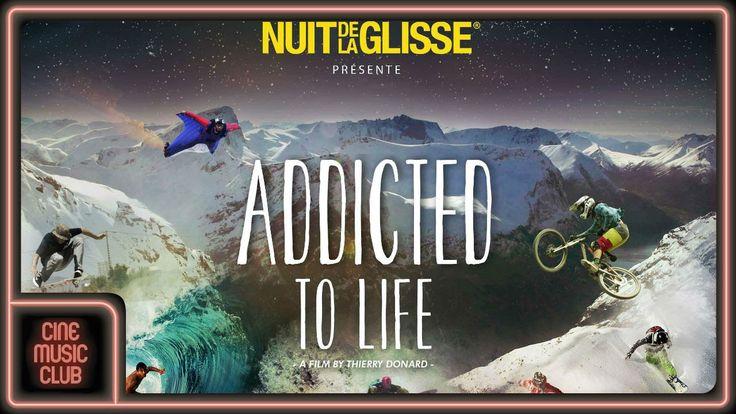 """Chris White - Radiant Power (musique du film """"Nuit de la Glisse: Addicte..."""