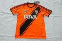 River Plate 2016-17 Season Orange Soccer Jersey Shirt