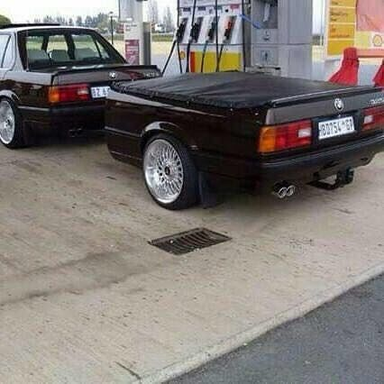 That's one serious local Bimmer fan   #BMW #SouthAfrica #Zero2Turbo #MatchingTrailer