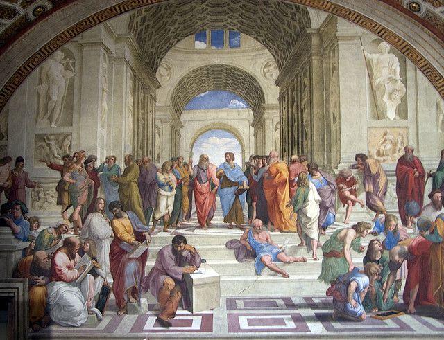 School of Athens, Raphael