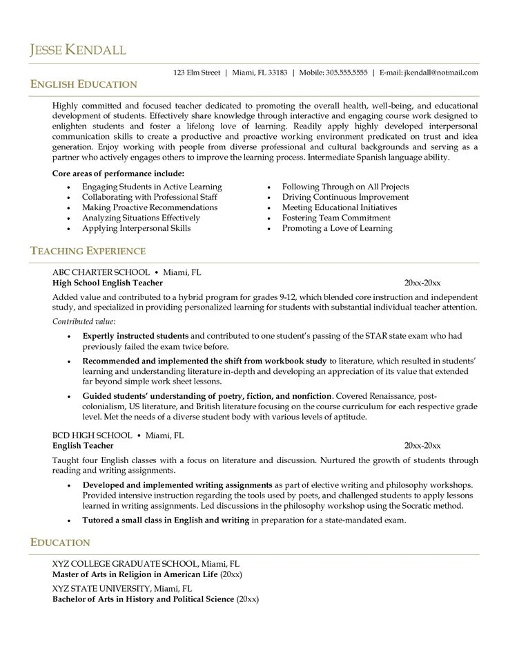 Best Misc Photos Images On   Nyc Teacher Resumes