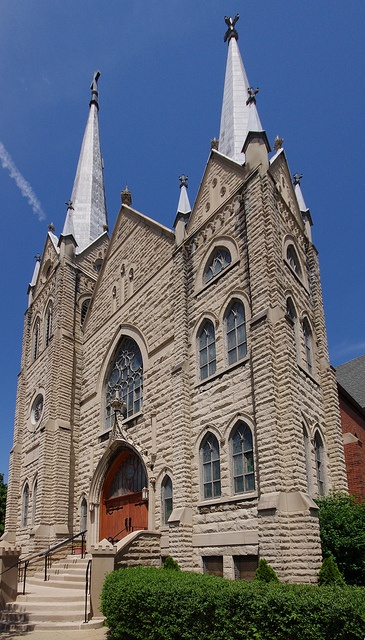 Ebenezer Lutheran Church - Chicago, Illinois by masMiguel, via Flickr