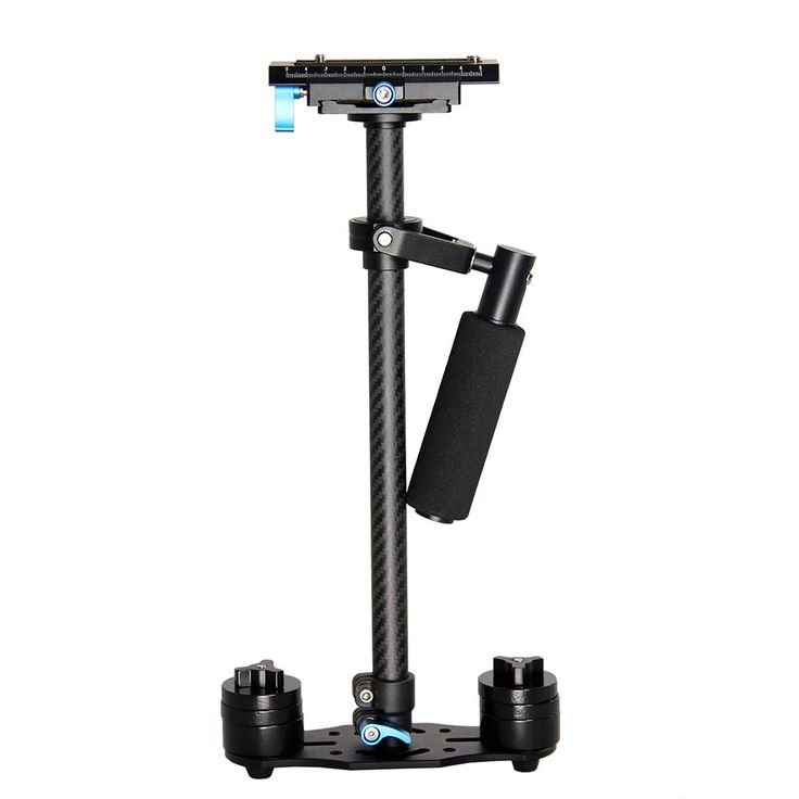 YELANGU S60T Professional Portable Carbon Fiber Mini Handheld Camera Stabilizer DSLR Camcorder Video Steadicam Better than S60 //Price: $106.20//     #Gadget