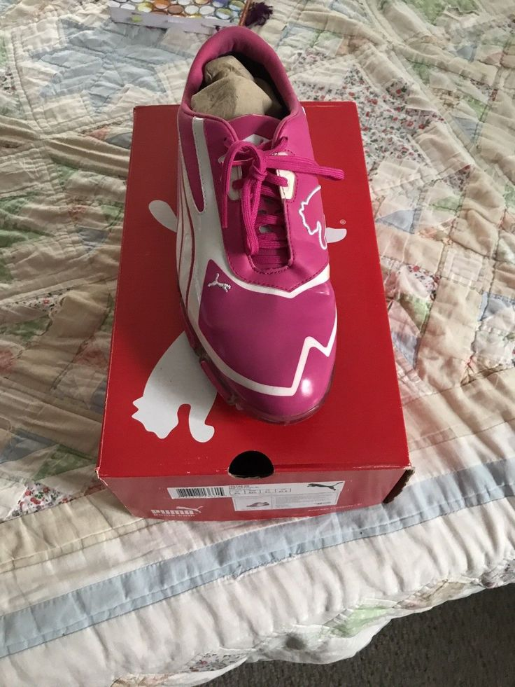 Puma Amp Cell Fusion Golf Shoes Rickie Fowler