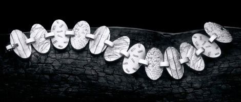 Zilveren Lapponia Armband