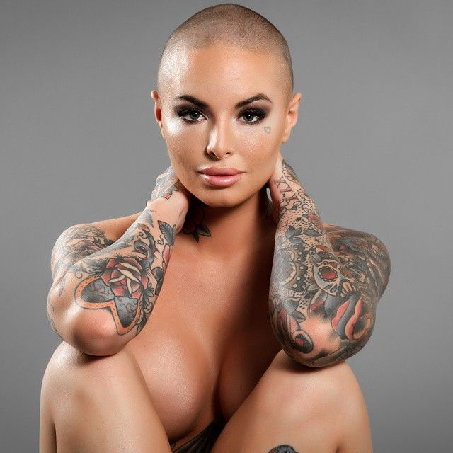 Sex with women with shaved heads