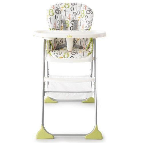 Joie Mimzy Snacker Highchair (123)