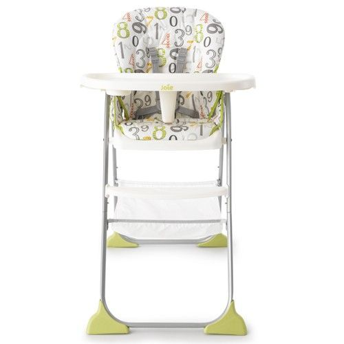 Joie Mimzy Snacker Highchair (123)