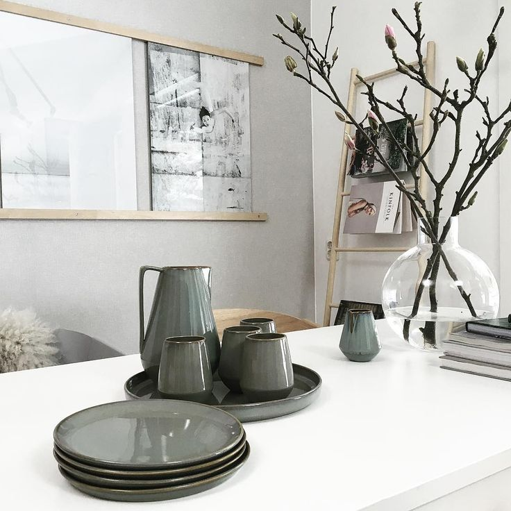 Our ferm LIVING Neu Stoneware via Trendenser, get it here: http://www.fermliving.com/webshop/shop/kitchen/tableware.aspx