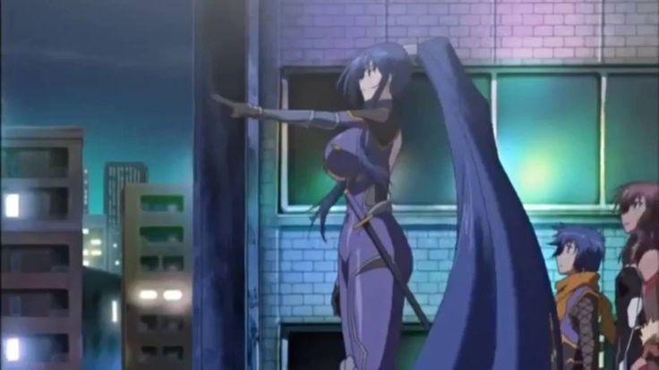 Timanin Yukikaze Episode 1 English (subtitle)