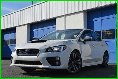 cool 2016 Subaru WRX Limited 6 Speed Turbo AWD Excellent Loaded Save - For Sale View more at http://shipperscentral.com/wp/product/2016-subaru-wrx-limited-6-speed-turbo-awd-excellent-loaded-save-for-sale/